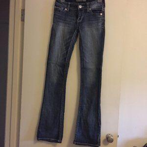 Express Stella Jeans-Boot Cut, Low Rise (OOL)